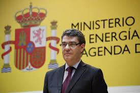 El Ministro de Energ�a, Turismo y Agenda Digital, �lvaro Nadal