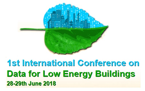 Data for Low Energy Buildings  - Murcia, junio de 2018