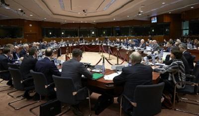 Reuni�n del ECOFIN en diciembre de 2016