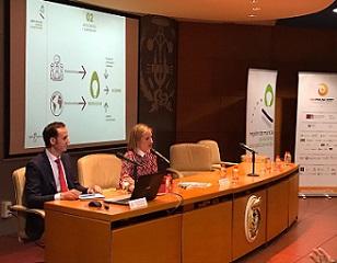 Imagen de la jornada Presentaci�n del Plan Energ�tico de Muria, con Gin�s �ngel Garc�a