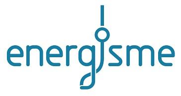 Logo de la empresa energisme