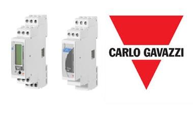 Concentradores de pulso de Carlo Gavazzi