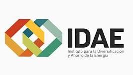 Logotipo del IDAE