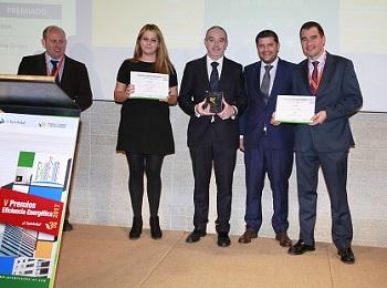 Ganadores de los V Premios de Eficiencia Energ�tica