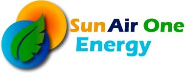 Logotipo de SunAir One Energy