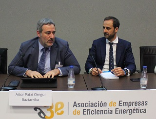 Aitor Oregui - director general industria del País Vasco