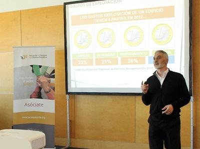 Albert López habla de Edificios de Energía Casi Nula