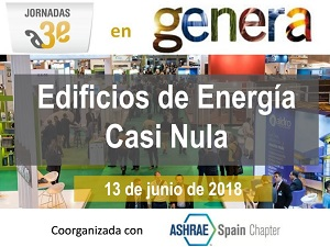 Jornada Edificios de Energ?a Casi Nula - GENERA 2018