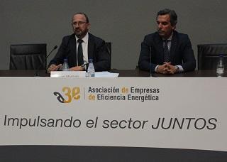 Javier Martínez (MARWEN) y Pablo Rodríguez (ENERGEA)
