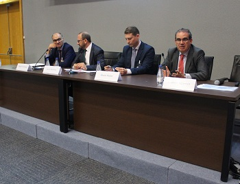 Mesa final de la Jornada sobre Cambios Normativos