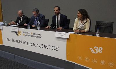 Jornada sobre eficiencia energética en las comunidades autónomas de Genera 2018