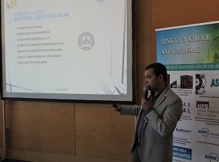 Raúl Cabrero - GEN Europe en la Jornada A3e Ashrae