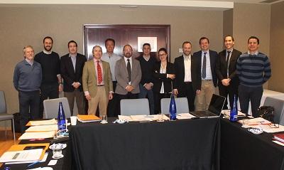 Consejo Directivo de A3e con DT
