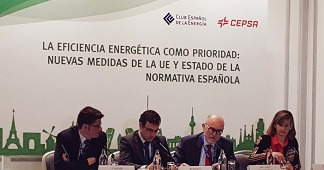 Fotograf�a de la Jornada la Eficiencia Energ�tica como Prioridad de ENERCLUB