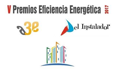 V Premios de Eficiencia Energ?tica A3e - El Instalador 2017