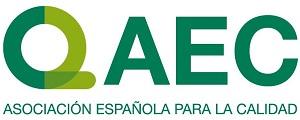 Logotipo de la Asociaci?n Espa?ola para la Calidad - AEC