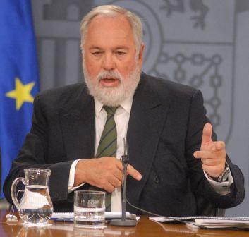 El Comisario europeo de Energ?a, Miguel ?ngel Arias Ca?ete