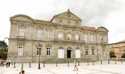 Sede de la Diputaci?n de Pontevedra