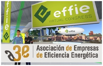 Conferencia de A3e en EFFIE - Feria Virtual de Eficiencia Energética