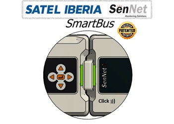 Satel Iberia recibe la concesión de la patente del sistema Smart Bus
